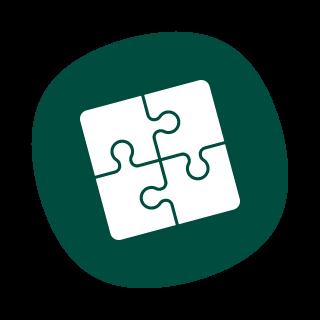 Icon: Puzzel by helphouse.io